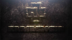 Фотография RAMMSTEIN Логотип эмблема