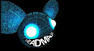 Обои Мыши deadmau 5