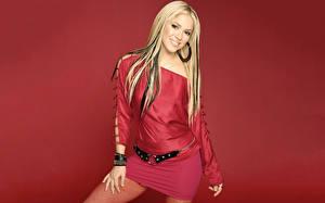 Картинки Shakira Юбка Знаменитости Девушки