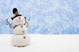 Фото Праздники Новый год Игрушки Снегоход Шляпа