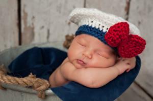 Фотография Грудной ребёнок Шляпа ребёнок