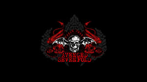 ОбоиAvenged Sevenfold Музыка фото