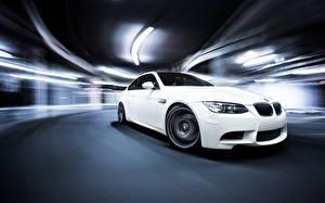 Фото BMW Белый m3 Автомобили