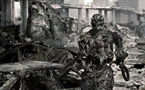 Фотография Терминатор Терминатор: Да придёт спаситель Робот Фэнтези