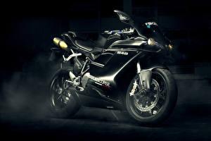 Обои Ducati Черный 848 Evo