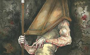 Фотографии Silent Hill Чудовище Фэнтези