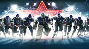 Фотографии Хоккей Мужчины
