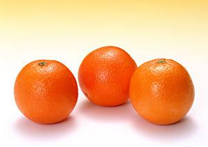 Картинки Апельсин Цитрусовые Оранжевый