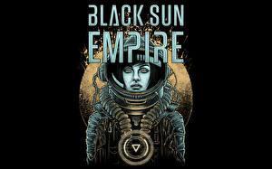 Фотографии Космонавты Рисованные Black Sun Empire, dnb, drum