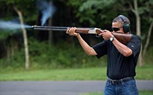 Картинки Мужчины Барак Хуссейн Обама Негр Президент Знаменитости