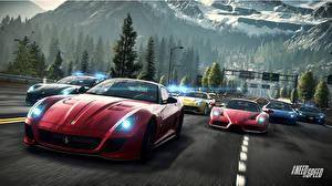 Картинка Need for Speed Дороги 3D_Графика Автомобили