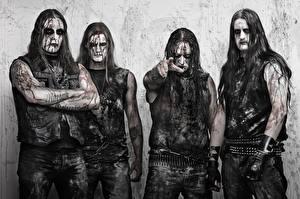 Фотография Мужчины Кровь Marduk, black metal