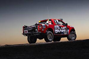 Фотография Форд Стайлинг Сзади 2011  F-150 EcoBoost машины