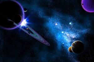 Обои Звезды Космос