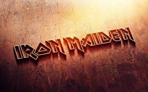 Фотография Логотип эмблема Iron Maiden