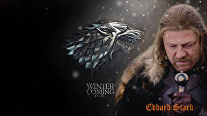 Картинки Шон Бин Игра престолов (телесериал) Мужчины Eddard Stark Кино Знаменитости