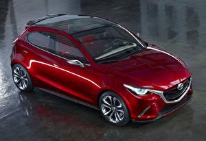 Фотография Mazda Бордовый Металлик 2014 Hazumi Автомобили
