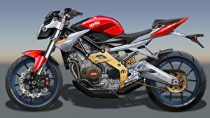 Обои Aprilia V-4 Мотоциклы фото
