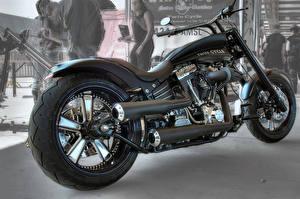 Обои Кастомайзинг HDR Мотоциклы