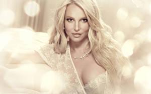 Фото Britney Spears Блондинка Знаменитости Девушки
