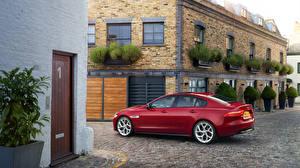 Фото Jaguar Красный Металлик 2014 XE машины