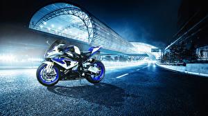 Обои BMW - Мотоциклы Дороги hp4 Мотоциклы фото