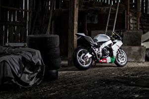 Обои Aprilia Спортбайк rsv4 Мотоциклы фото