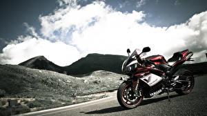 Обои Yamaha Спортбайк yzf-r1 Мотоциклы фото