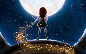 Обои Феи - Мультики Disney Волшебство Луны