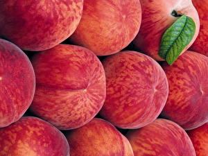 Обои Персики