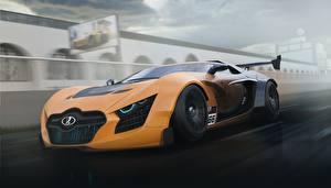 Картинка Gran Turismo Лада Сбоку 3D_Графика