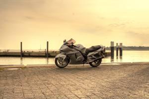 Обои Honda - Мотоциклы CBR1100XX, Super Blackbird Мотоциклы фото