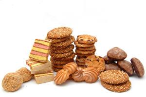 Картинки Выпечка Печенье Еда