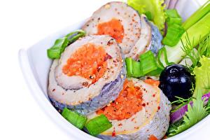 Обои Морепродукты Суси Продукты питания