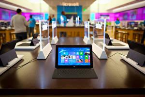 Обои Windows 8 Windows Клавиатура Ноутбуки notebooks Tablets Компьютеры