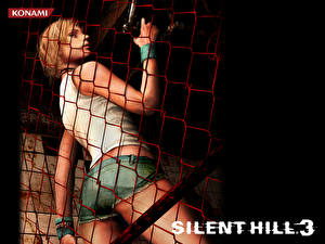 Картинки Silent Hill 3 Heather Девушки