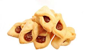 Картинки Выпечка Печенье Продукты питания