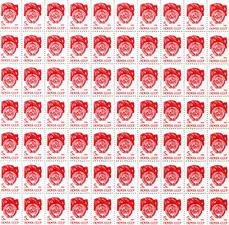 Фотография Герб Серп и молот СССР Флаг Почтовая марка