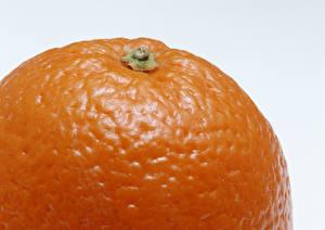 Обои Цитрусовые Апельсин Крупным планом Пища