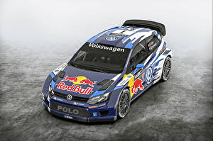 Фотографии Volkswagen Стайлинг 2015 Polo R WRC автомобиль