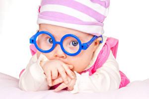 Фото Грудной ребёнок Очков Дети