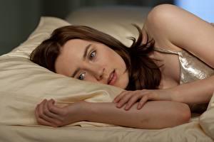 Фотографии Saoirse Ronan Шатенки The Host 2013 кино Знаменитости Девушки