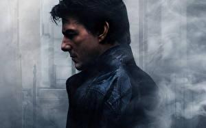 Фотография Миссия невыполнима Tom Cruise Мужчины rogue nation Знаменитости Фильмы