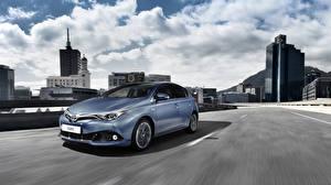 Обои Toyota Металлик 2015 Auris автомобиль