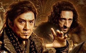 Фото Jackie Chan Adrien Brody Мужчины Tian jiang xiong shi 2015 Кино