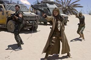 Фото Milla Jovovich Обитель зла 3: Вымирание Resident Evil: Extinction 2007 Фильмы Знаменитости Девушки