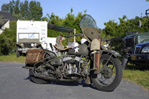 Фотография Harley-Davidson WLA