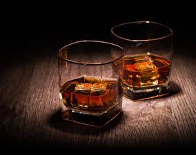 Обои Напитки Крупным планом Стакан Двое Еда