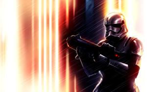 Фотография Звездные войны Звёздные войны: Пробуждение Силы Клоны солдаты Шлема Stormtrooper кино Фэнтези