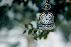 Фотография Винтаж Крупным планом Часы Карманные часы